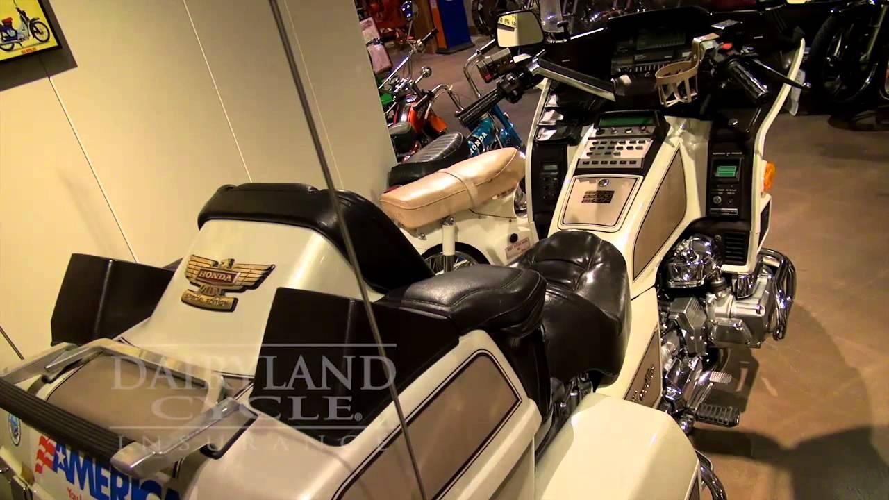 Honda Goldwing Aspencade 1200 via Dairyland Insurance ...