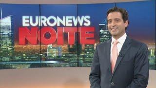 Euronews Noite   As notícias do Mundo de 5 de dezembro de 2019