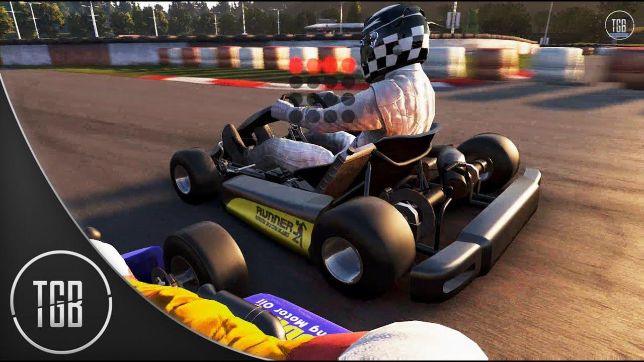 project cars career road to f1 go kart 125cc part. Black Bedroom Furniture Sets. Home Design Ideas