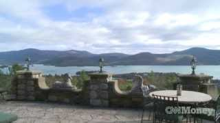 $14 million lakefront castle built by hand