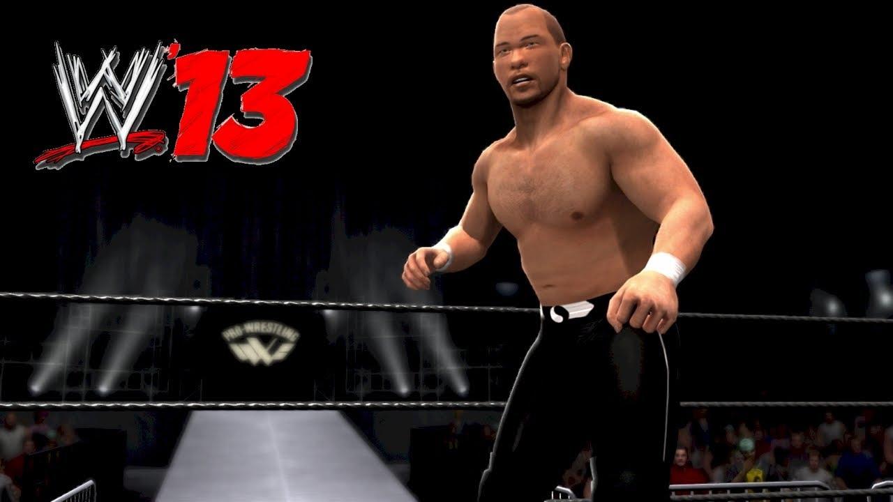 WWE'13 CAW 山崎一夫 Kazuo Yama...