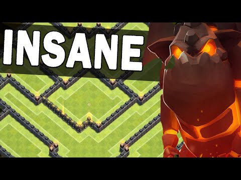 TH9 HYBRID BASE *NEW* INSANE DESIGN!