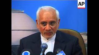 Head of Iran's nuclear agency resigns; file of Aghazadeh