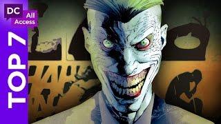 Top 7 Sinister Joker Moments