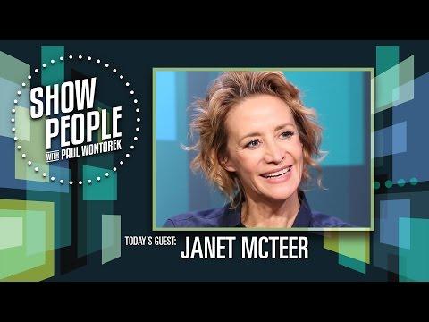 People with Paul Wontorek: Janet McTeer of LES LIAISONS DANGEREUSES