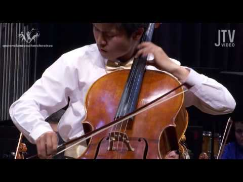 Terence Leung, Prokofiev 2nd Mvt Sinfonia Concertante for Cello E in minor