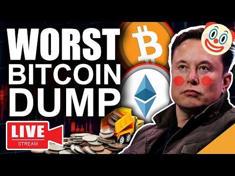 ⚠️ALERT🚨 Elon Musk Worst Bitcoin Dump (Cardano All Time High)