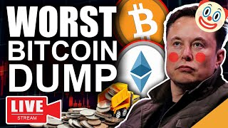 ⚠️ALERT🚨 Elon Musk Worst Bitcoin Dump (Cardano All Time High)