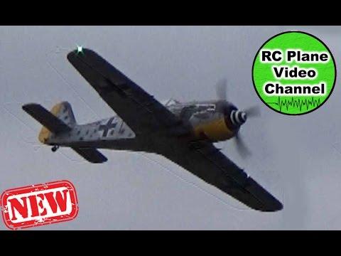 Focke Wulf FW-190 - Top Flite - 2160mm - Saito FG-84 R3 - MFG Mistelgau / MSG Stiftland - Olli