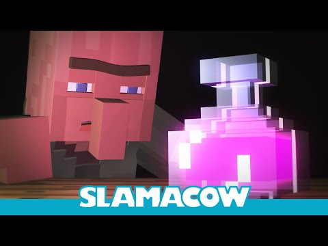 Battle of the Bids - A Minecraft Animation - Slamacow
