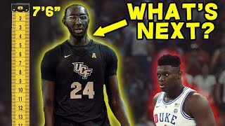 """Is 7'6"""" Tacko Fall A Future NBA Star OR Undrafted BUST?"""