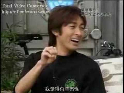 Tatsuya Fujiwara interview (Chinese subtitles)