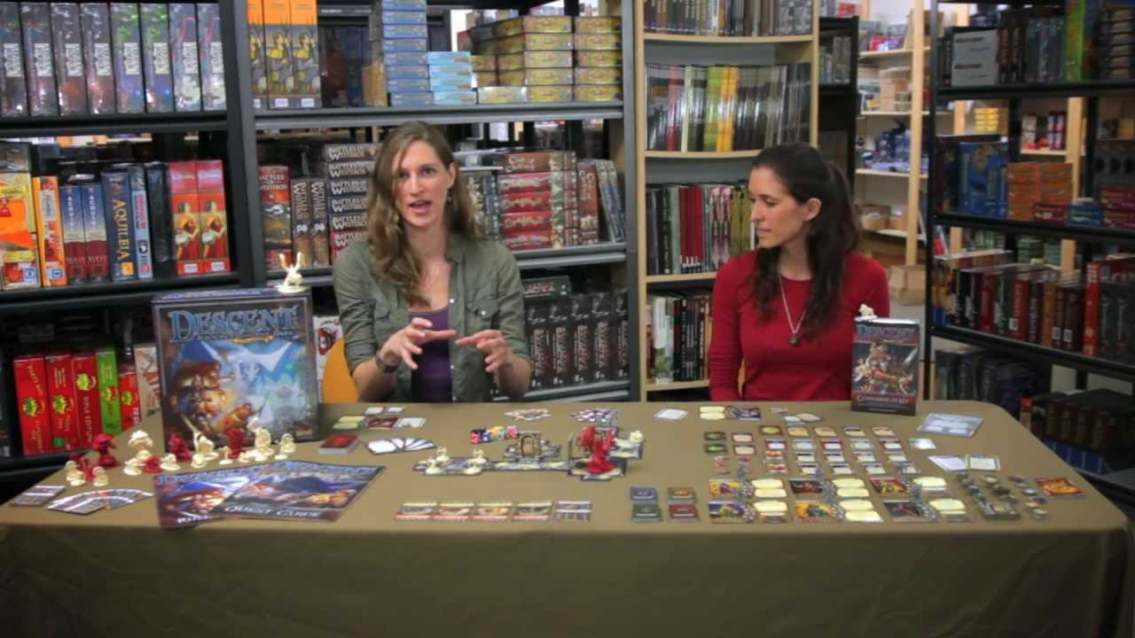 Descent Journeys In The Dark 2nd Edition Review Starlit Citadel Reviews Season 1 You