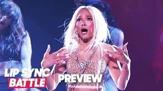 "Karrueche Tran is Lit w/ ""Bodak Yellow"" by Cardi B 