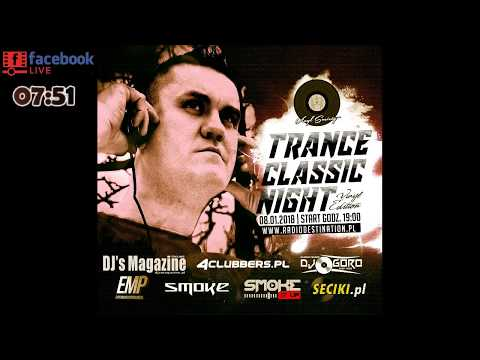 Trance Classic Night // 1998-2005 // 100% Vinyl // Mixed By DJ Goro