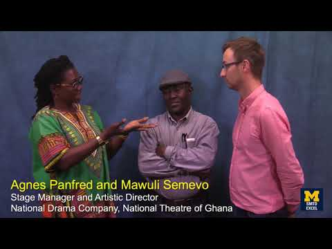 EXCELcast: National Theatre of Ghana on the Social Impact of Theatre