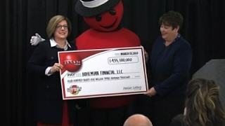 Ind. Winner of $435M Powerball Stays Anonymous
