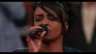 """""""I Just Can't Stop Praising His Name Medley """" Tara Montpetit @ Family Worship Center"""