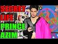 The secret life of Sultan of Brunei's son Prince Azim