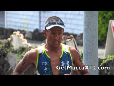 MaccaX12 Review - Chris McCormack Weight Training Advice