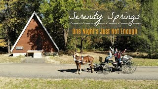 Best Romantic Getaways in the Midwest   Serenity Springs   One Night's Just Not Enough