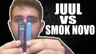 JUUL vs SMOK NOVO! | VaporG