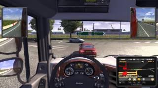 (Cz,Sk) Ukážka z hry : Euro Truck Simulator 2