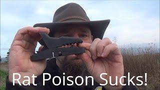 Griff's Wild Tips: Rat Poison Sucks!