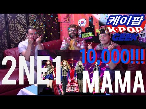 CL HELLO BITCHES & 2NE1 FIRE/I AM THE BEST@ MAMA 2015  REACTION  #YGFANBOYS Mp3