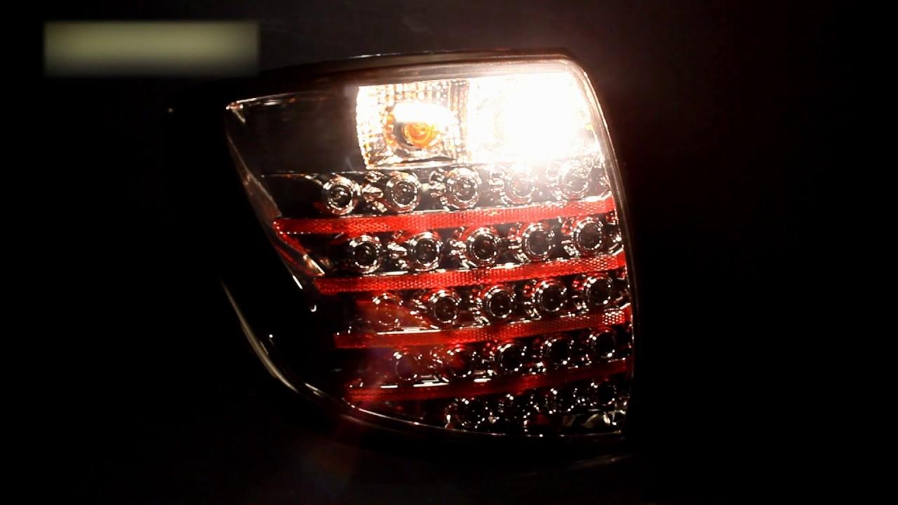 Светодиодные лампы P21W заднего хода и противотуманки Лады Гранта .