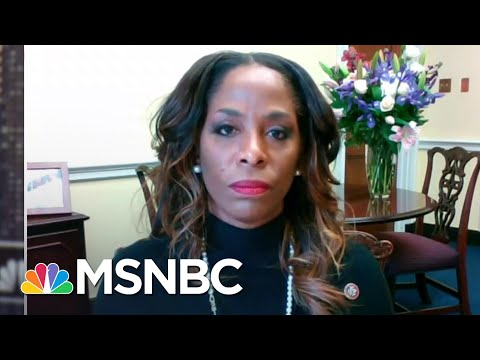 Rep. Plaskett: 'We Are Going To Continue To Do The People's Business'   Stephanie Ruhle   MSNBC