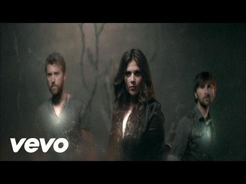 Lady Antebellum - Wanted You More:歌詞+中文翻譯