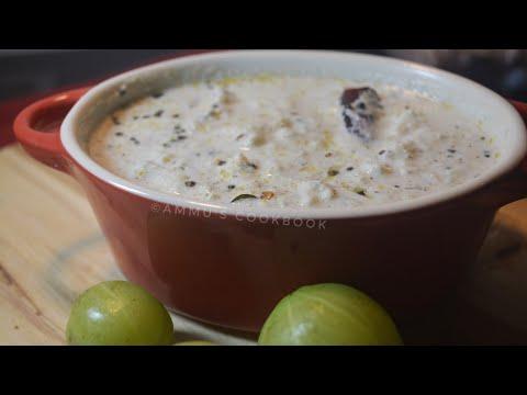 നെല്ലിക്ക പച്ചടി /വ്യത്യസ്തമായ ഒരു പച്ചടി റെസിപ്പി/Nellikka Pachadi/Amla pachadi/Recipe no:116