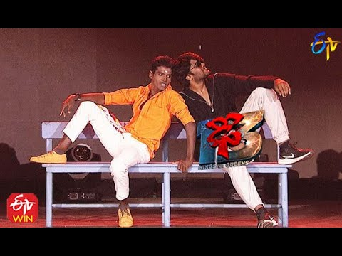 Download Manikanta Performance   Dhee 13   Kings vs Queens   17th February 2021   ETV Telugu