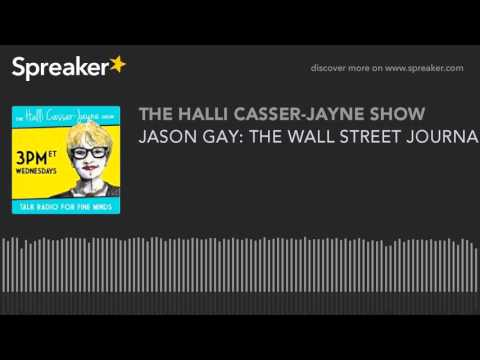 JASON GAY: THE WALL STREET JOURNAL SPORTS COLUMNIST