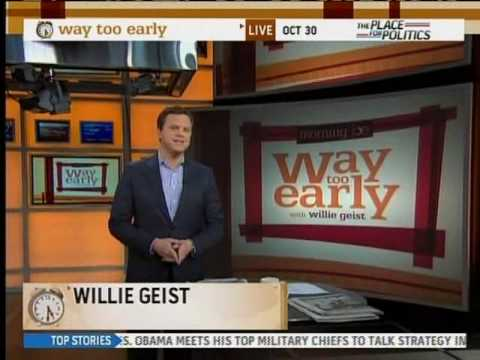MSNBC: Way Too Early with Willie Geist Open