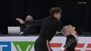 Пайпер Гиллес и Поль Пуарье чемпионат Канады