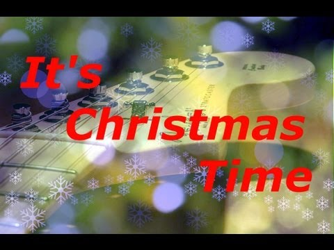It's Christmas Time (brand new song 2012 with Lyrics as Rock Pop Style)