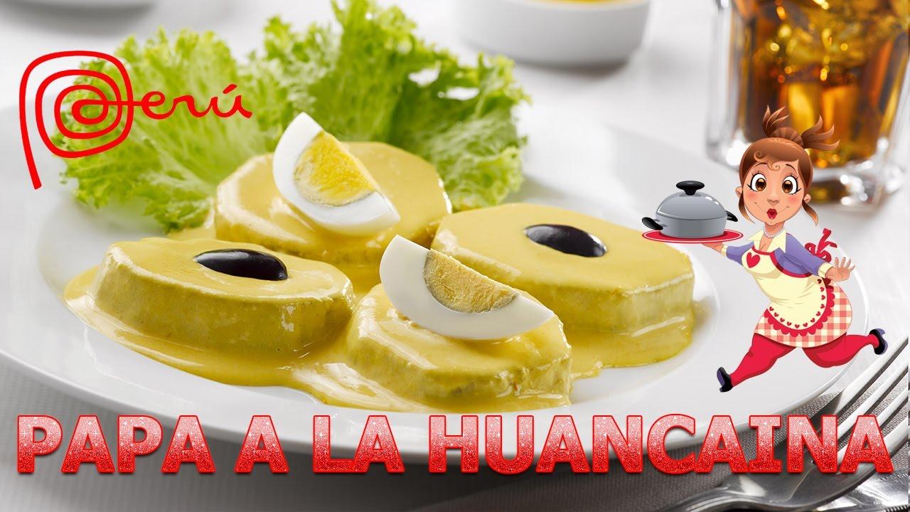Papa La Huancaina Crema