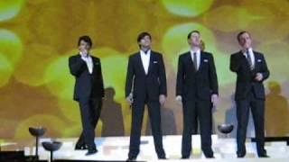 """Adoro """"und wenn ein Lied"""" Live 24.11.2009 München Olympiahalle"""