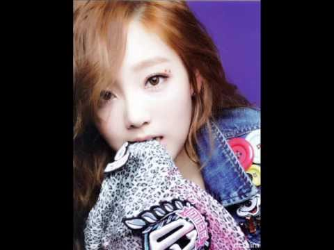 유리아이 (Lost In Love) Male version - 태연 & 티파니 (Tae Yeon & Tiffany) 소녀시대 (Girls' Generation)