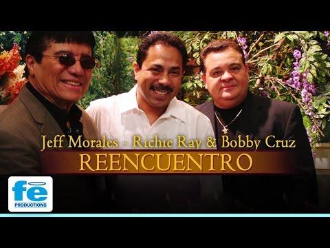 Jeff Morales Junto a Richie Ray & Bobby Cruz - Dónde Estás Que No Te Veo (Audio)