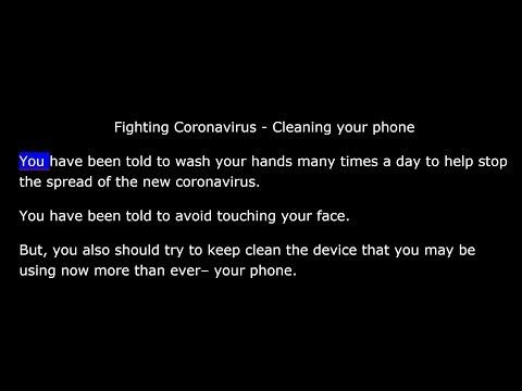 fighting-coronavirus---cleaning-your-phone---why?-how.