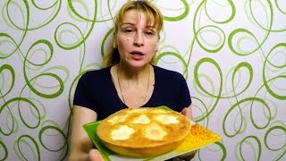 видео Рецепт выпекания шарлотки