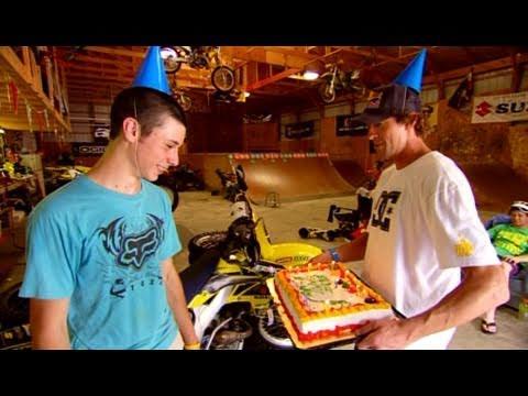 My Wish: Travis Pastrana Gets Extreme with Brett