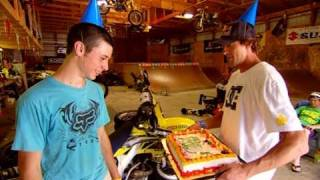 My Wish: Travis Pastrana Gets Extreme with Brett