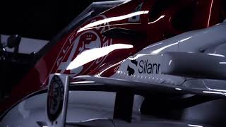 The Alfa Romeo Sauber F1 Team reveals the C37 Design