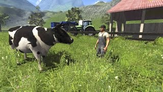 Farming Simulator 2011 Gameplay | Série De Volta ao Passado
