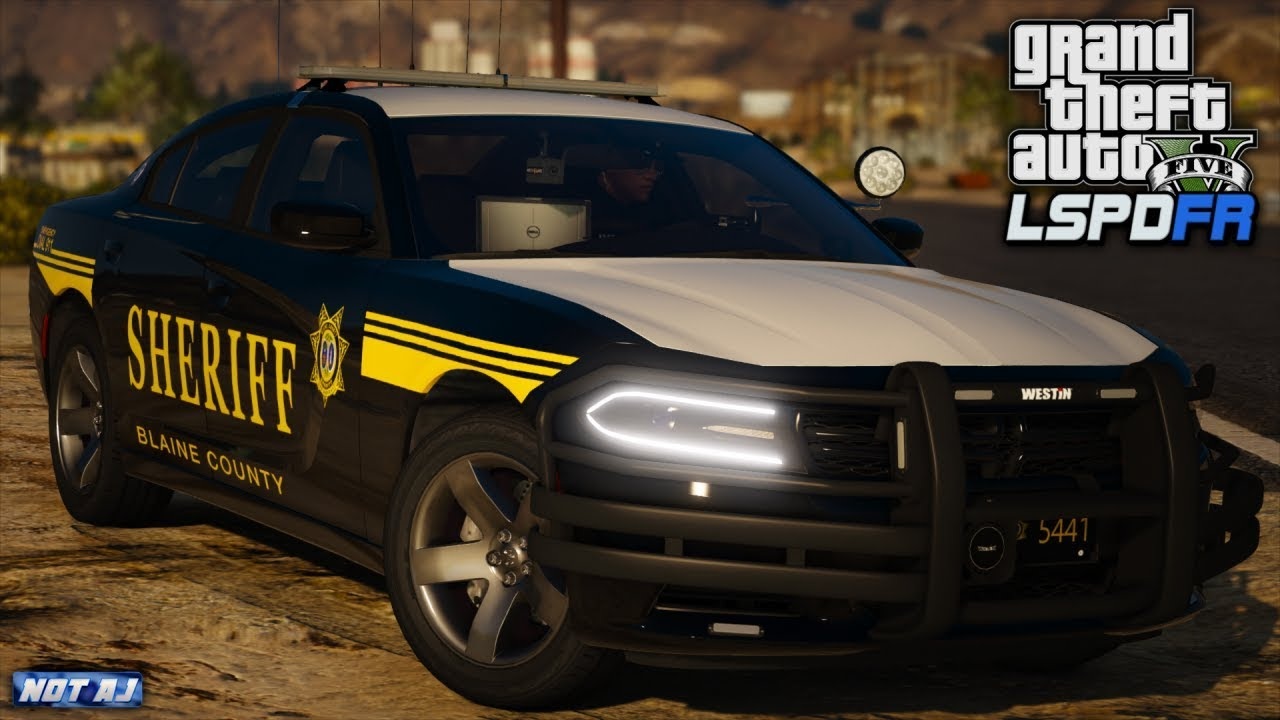 GTA 5 LSPDFR - Day 172   Georgetown County Sheriff, SC   LSPDFR BCSO All  Blues Sheriff Patrol!