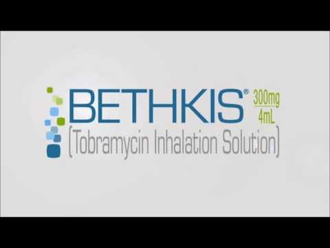 BETHKIS® (Tobramycin Inhalation Solution) - Concentrated Solution